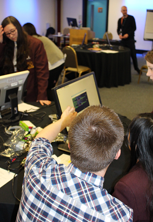 Outreach at MSI Manchester, promoting parallel programming using the Raspberry Pi